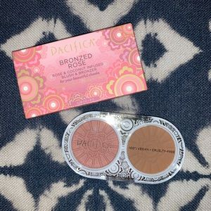 Pacifica Bronze Rose Blush and Bronzer